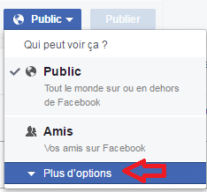 facebook confidentialité réglages sospc.name b