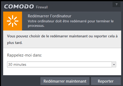 comodo firewall tutoriel d'installation sospc.name 13