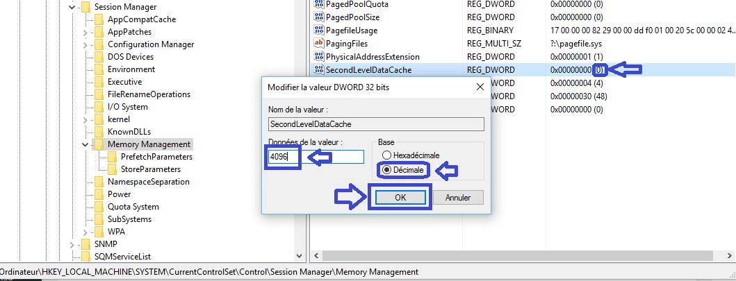 modifier cache processeur sospc.name tutoriel tour 2 coeurs 2