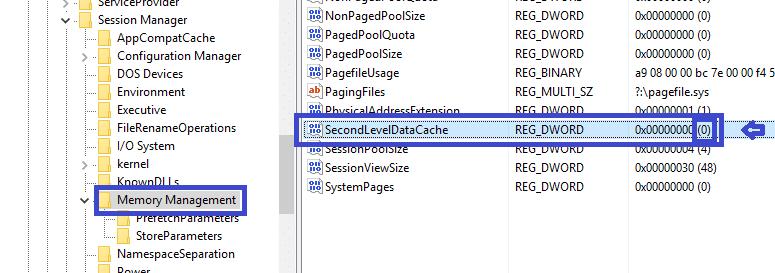 modifier cache processeur tutoriel sospc.name config I5 4 coeurs 2