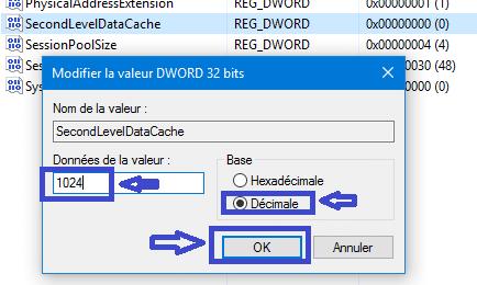 modifier cache processeur tutoriel sospc.name config I5 4 coeurs 3