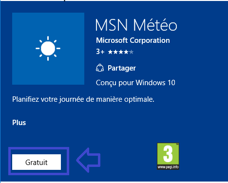 réinstaller applications windows 10 tutoriel www.sospc.name 2