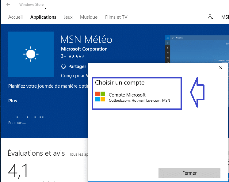 réinstaller applications windows 10 tutoriel www.sospc.name 3