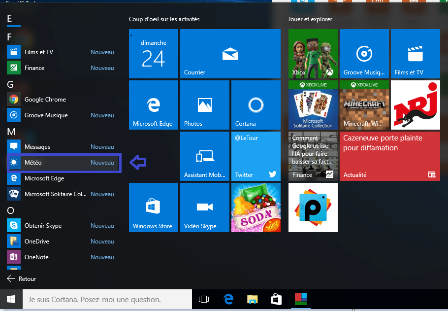 réinstaller applications windows 10 tutoriel www.sospc.name 6