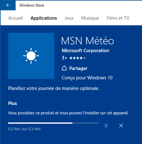 réinstaller applications windows 10 tutoriel www.sospc.name 8