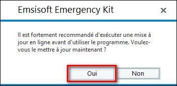 PC infecté Emsisoft Emergency Kit, une solution d'urgence, par Didier sospc.name 10