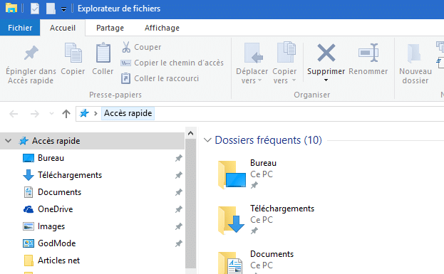 Tous les raccourcis clavier utiles de Windows 10, par Thierry.sospc.name 4