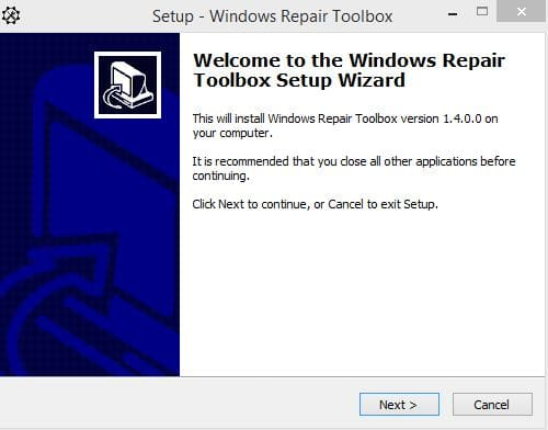 Windows Repair Toolbox, par Did.sospc.name 3