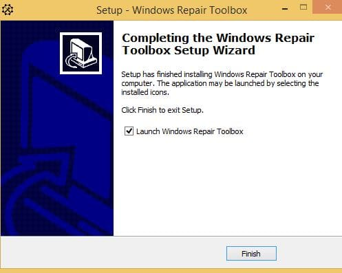 Windows Repair Toolbox, par Did.sospc.name 7