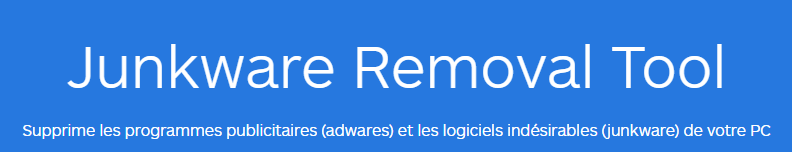 junkware-removal-tool bannière sospc.name