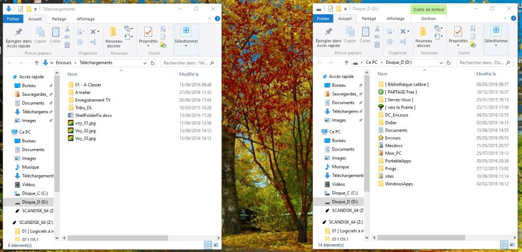 ShellFolderFix mémoriser la position et la taille des fenêtres