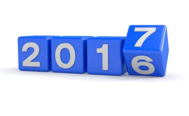 Mes résolutions de blogueur pour 2017…