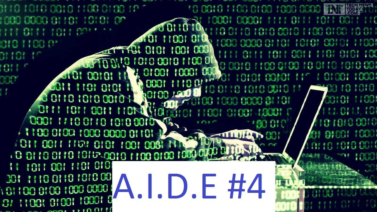 A.I.D.E, votre hebdo sur l'actu informatique. #4