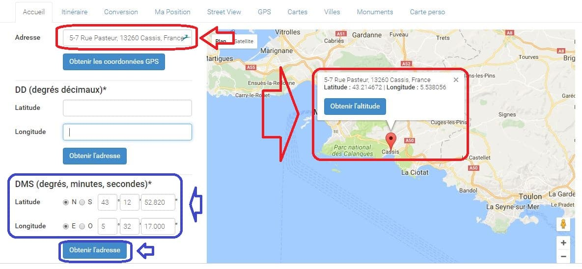 Attention aux métadonnées photos localisation