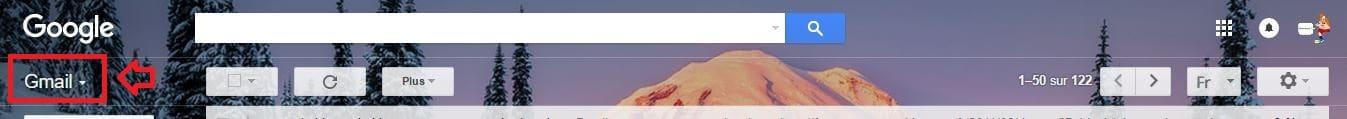 gmail boite mail