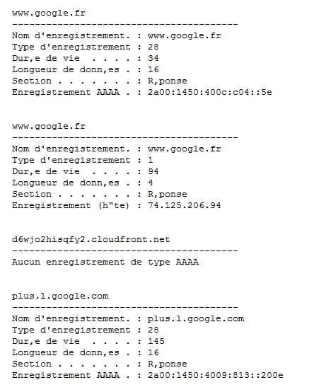 DNS COMPRENDRE