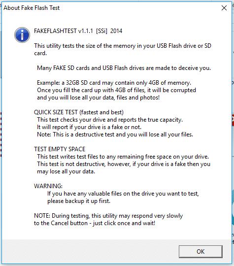 clé USB contrefaçon explication 4