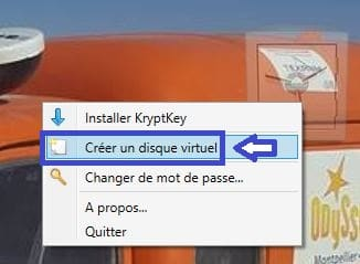 utilisation kryptkey 12
