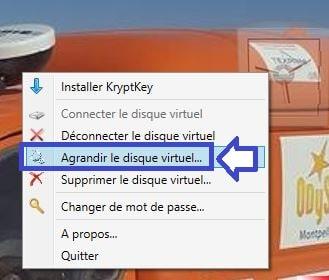 utilisation kryptkey 17