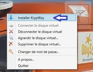 utilisation kryptkey 22