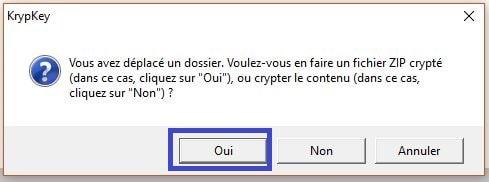 utilisation kryptkey 10