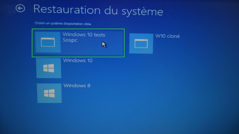 Comment Restaurer Le Syst Ef Bf Bdme Sur Windows