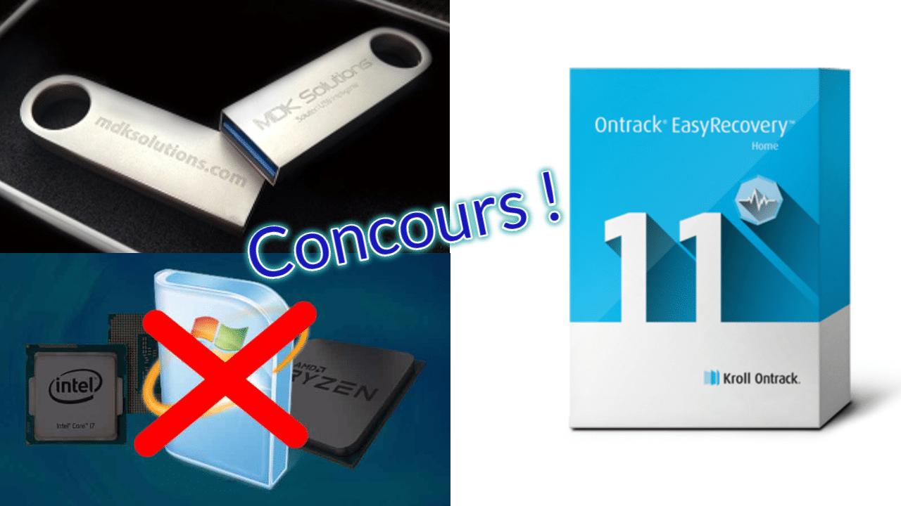 Acheter un virus, Arnaque Carte Vitale, Windows Update et Concours.