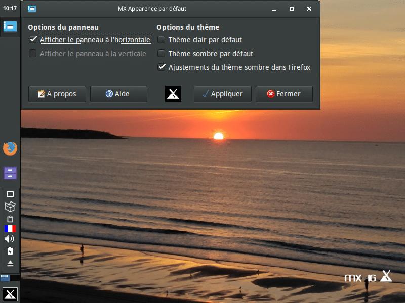 mx 16 linux tutoriel 11