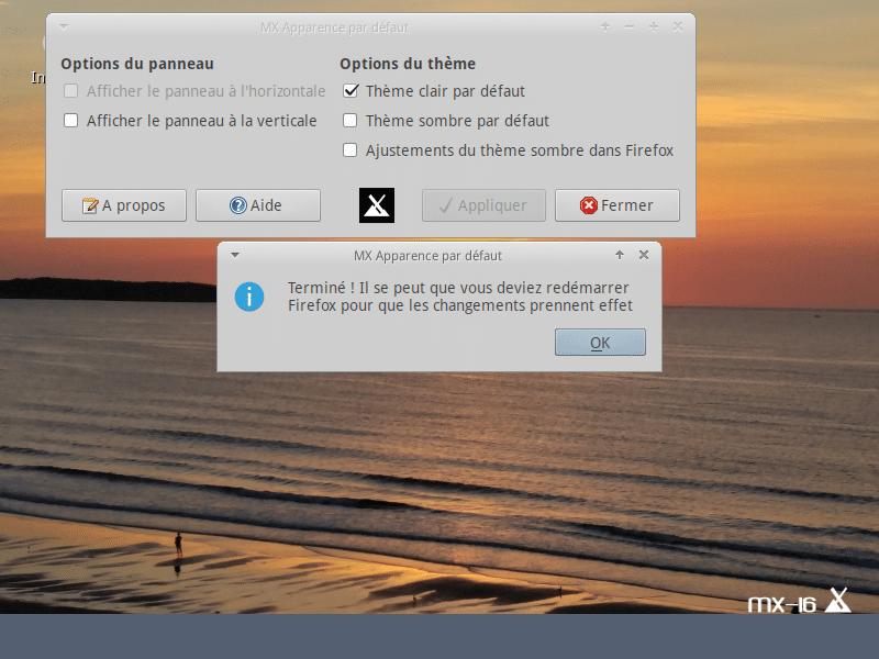 mx 16 linux tutoriel 12