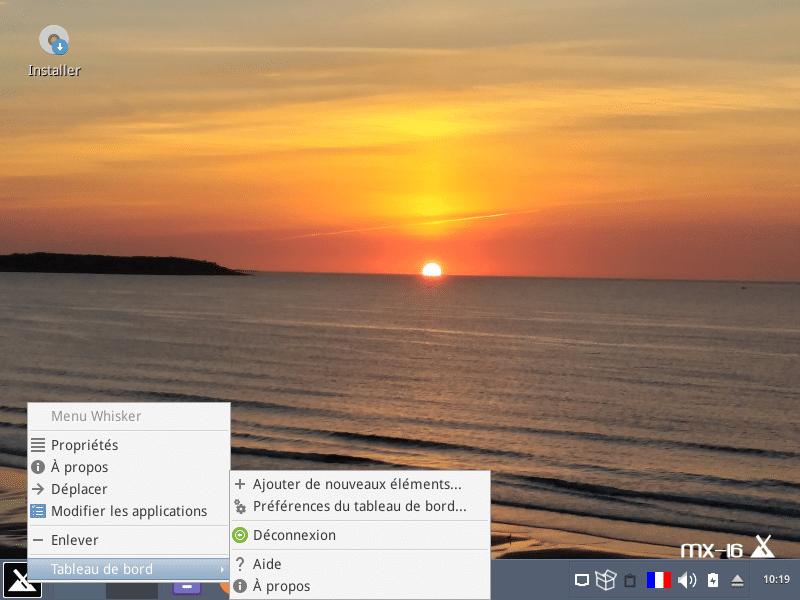 mx 16 linux tutoriel 13