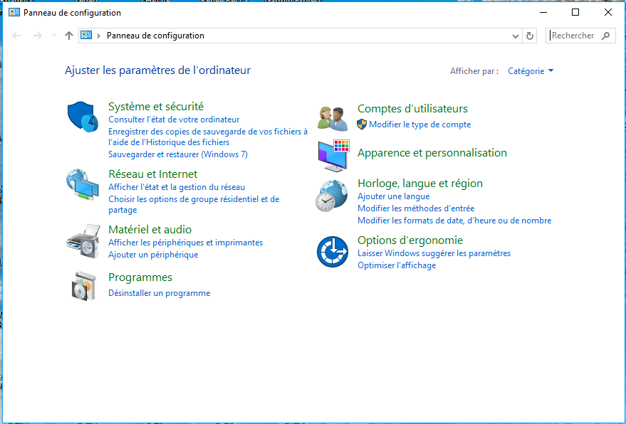 Raccourci bureau windows 7 module 2 le syst me d 39 - Activer le bureau a distance windows 7 ...