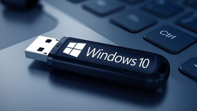 Clé USB bootable