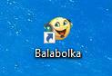 Balabolka raccourci bureau