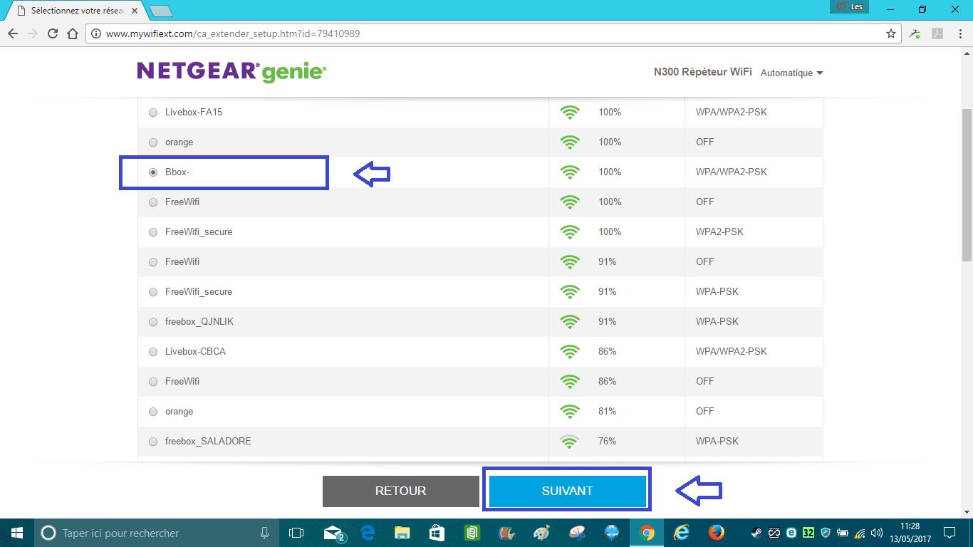 wifi netgear box