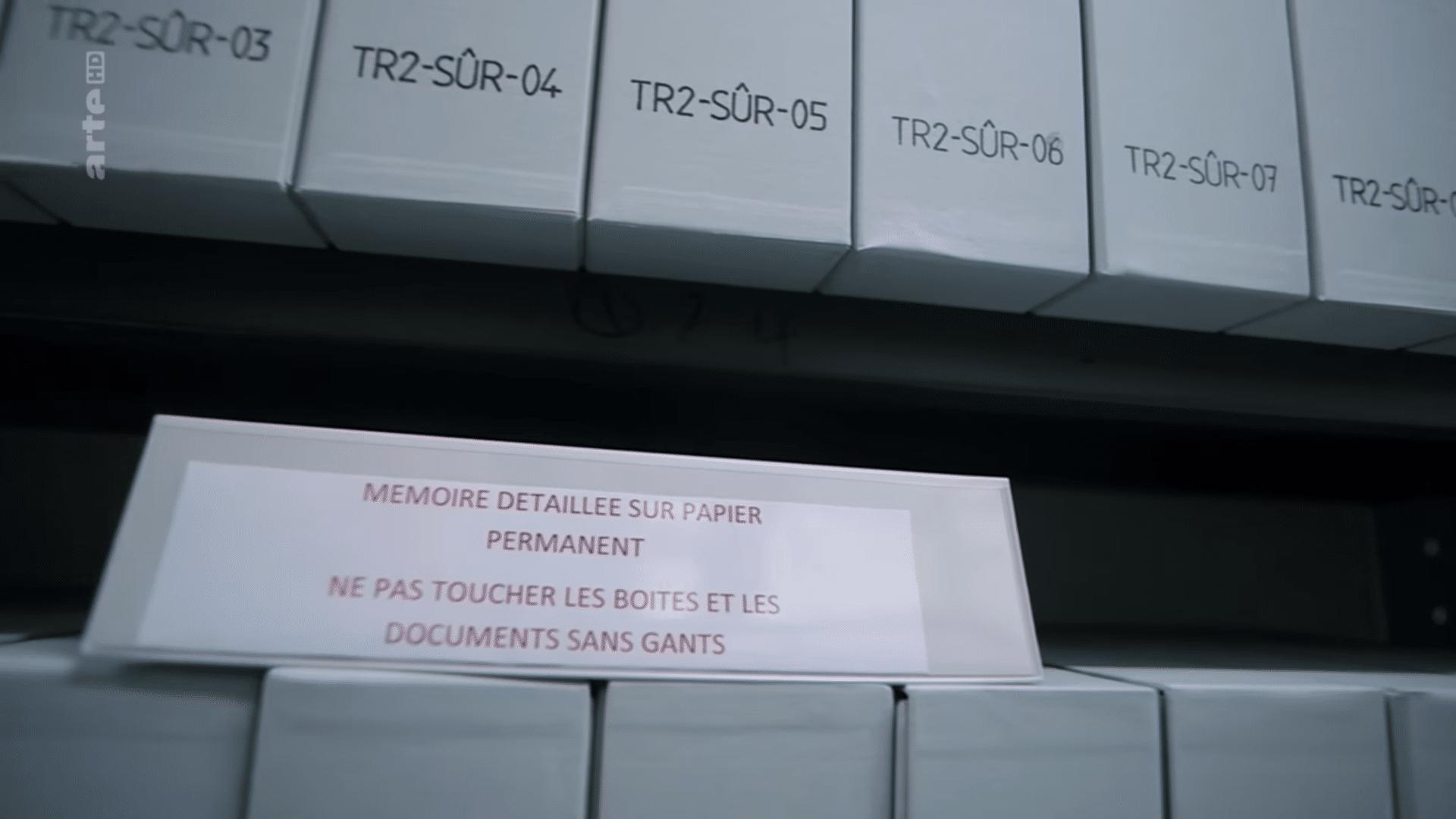 papier permanent