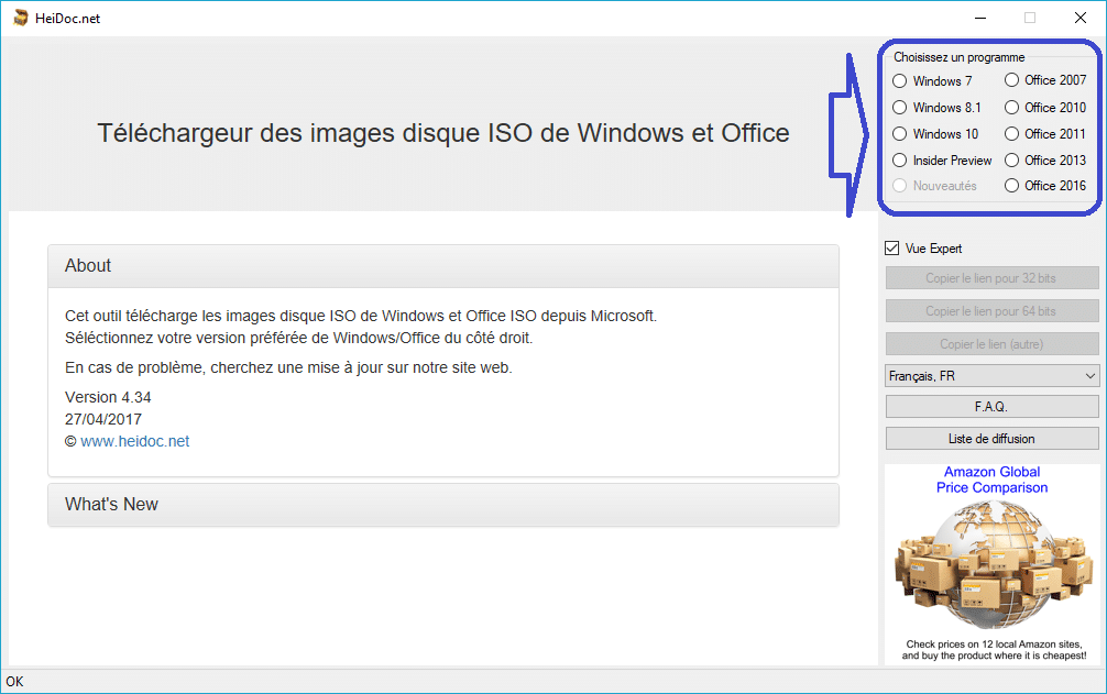 HeiDoc.net : téléchargez facilement des ISO de Windows sospc.name
