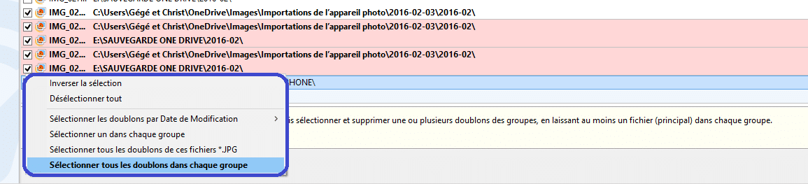 Duplicate File Finder tutoriel 14