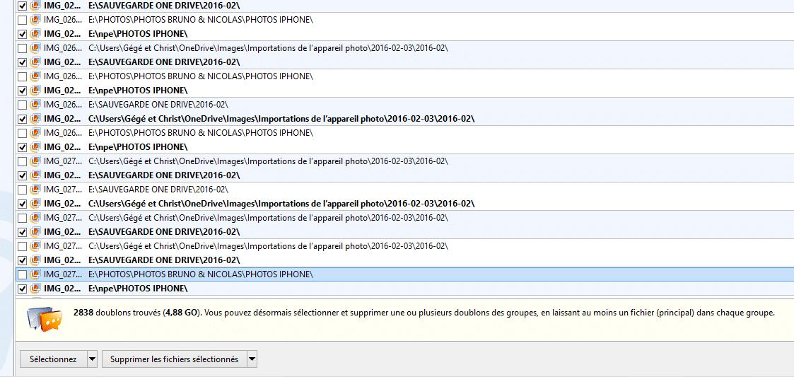 Duplicate File Finder tutoriel 15
