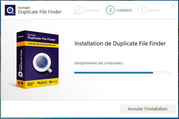 Duplicate File Finder installer 4