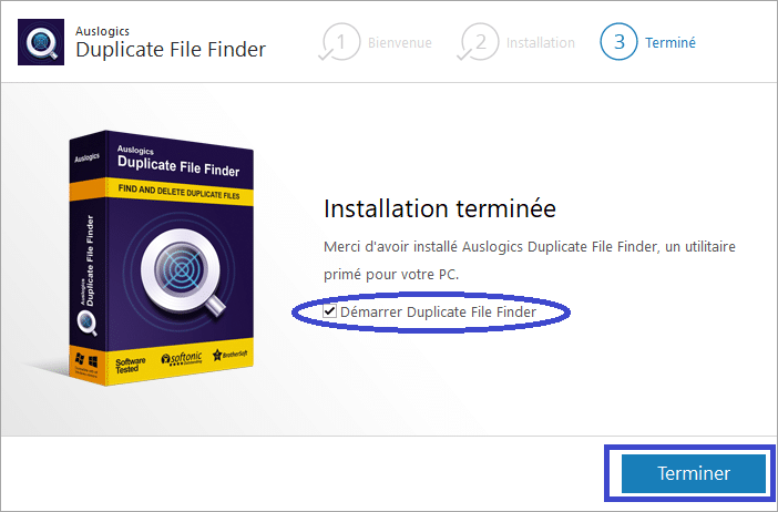 Duplicate File Finder installer 6