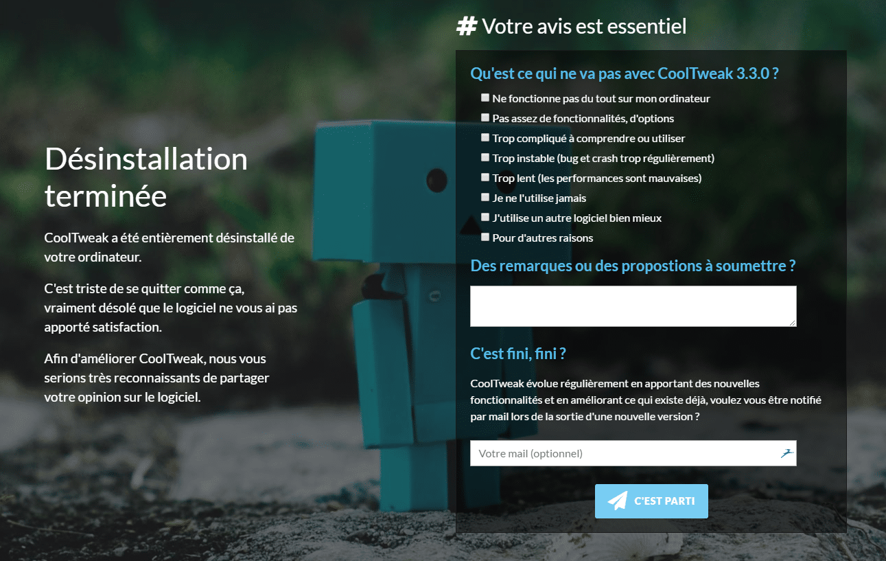 CoolTweak : redimensionnez, marquez et partagez vos photos tutoriel o