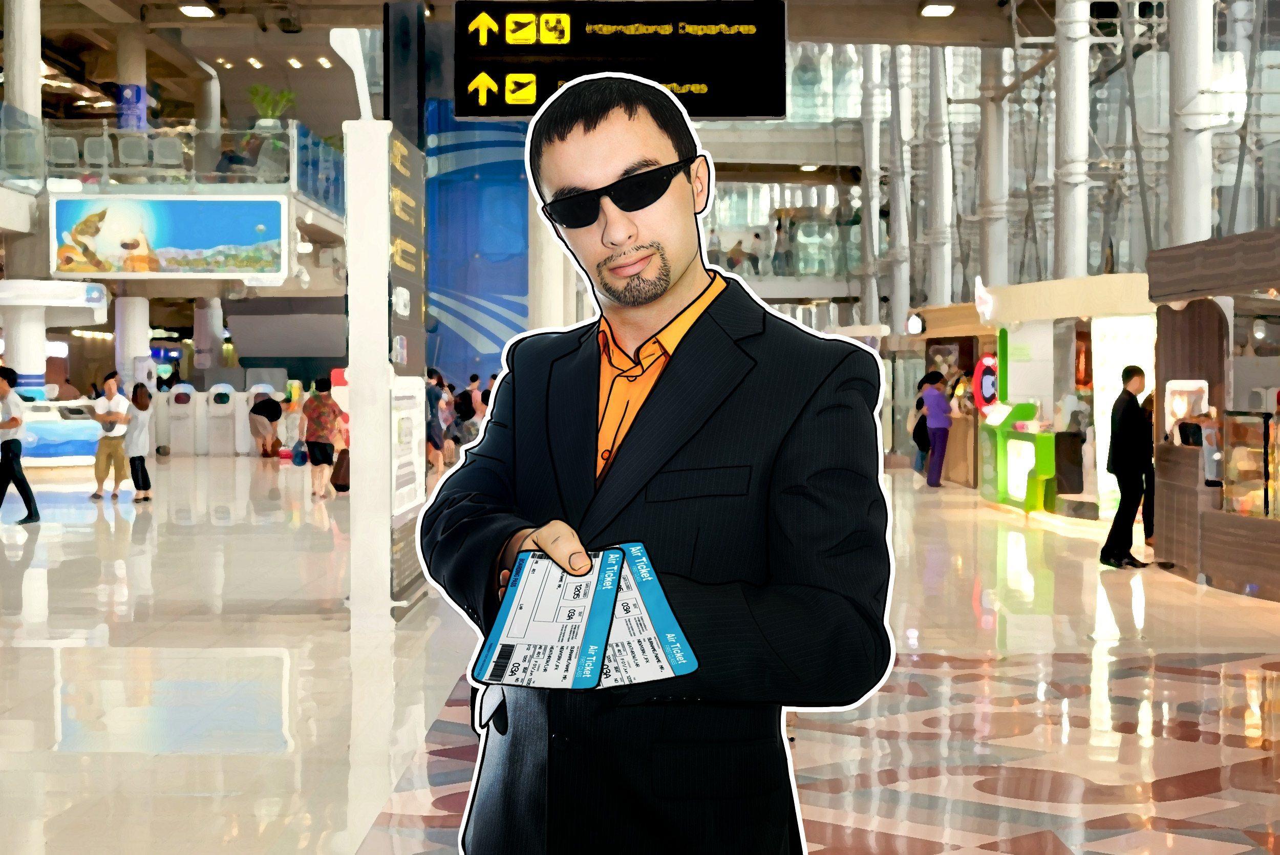 Arnaque sur les réseaux sociaux : non, vous n'avez pas gagné de billets d'avion !