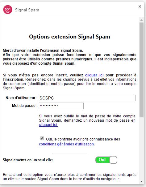 signal-spam tuto