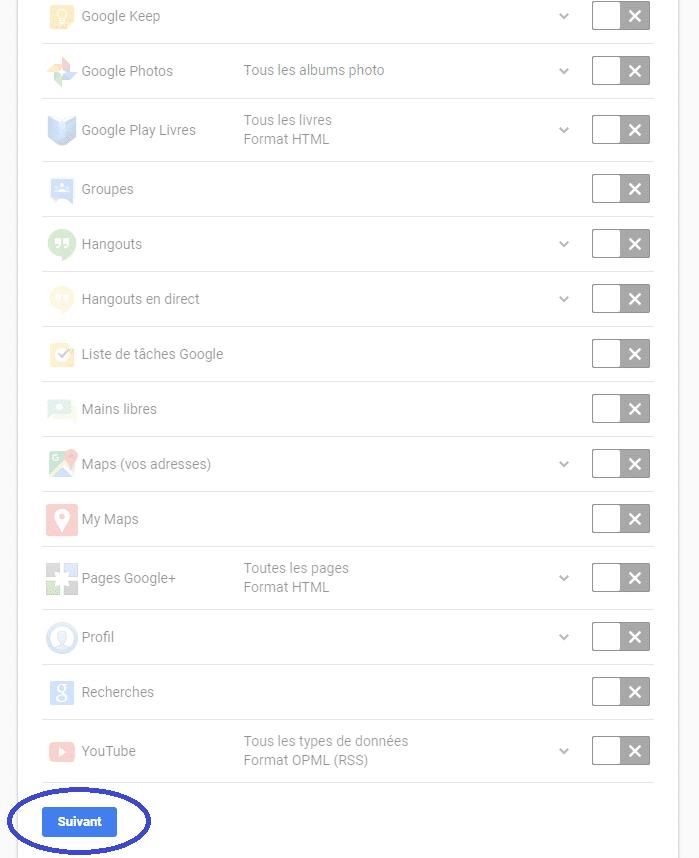 Gmail sauvegarder ses mails tutoriel D