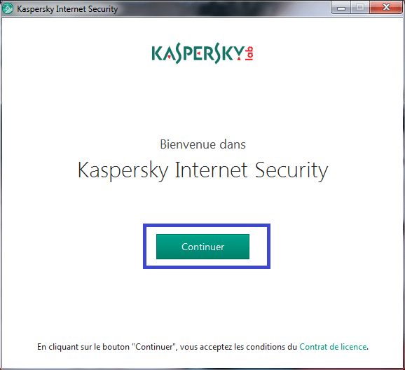 Installer et paramétrer Kaspersky Internet Security 2018 tutoriel complet 1