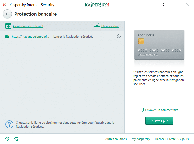 Installer et paramétrer Kaspersky Internet Security 2018 tutoriel complet P