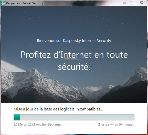 Installer et paramétrer Kaspersky Internet Security 2018 tutoriel complet 4