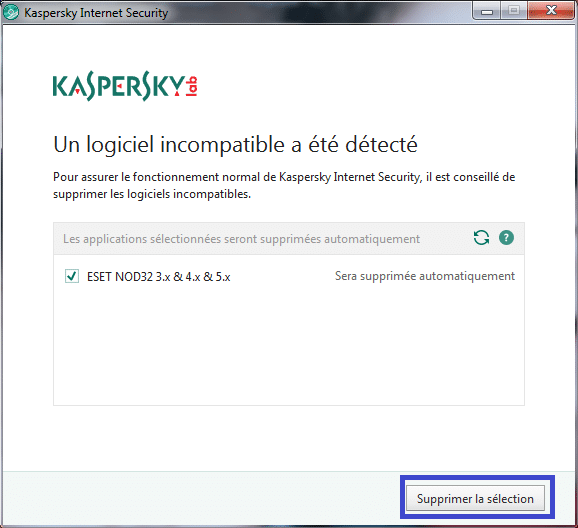 Installer et paramétrer Kaspersky Internet Security 2018 tutoriel complet 5