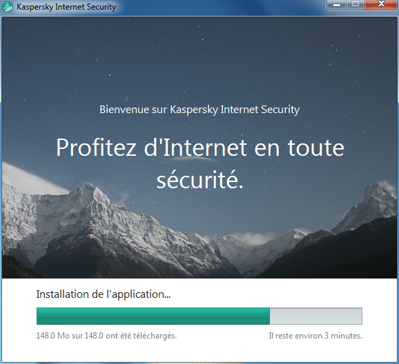 Installer et paramétrer Kaspersky Internet Security 2018 tutoriel complet 6