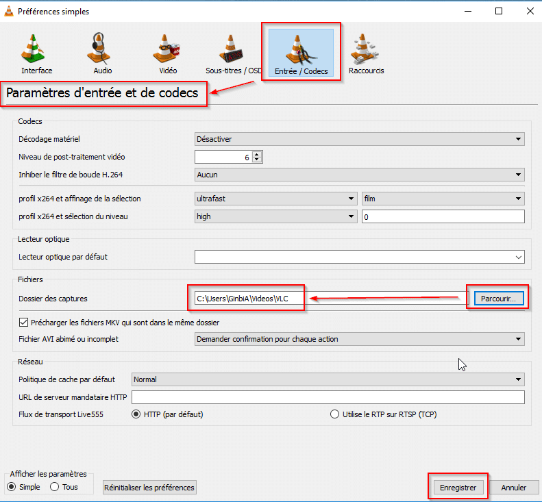 vlc media player tutoriel 3